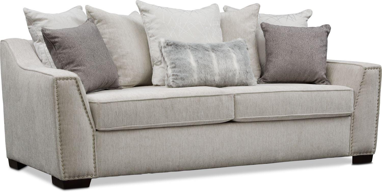 Living Room Furniture - Roxie Sofa