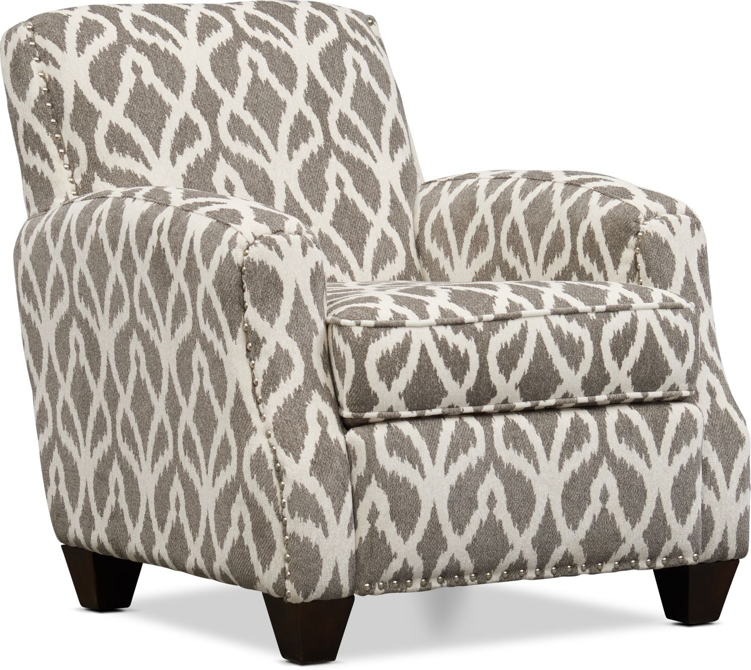 Living Room Furniture - Robertson Accent Chair