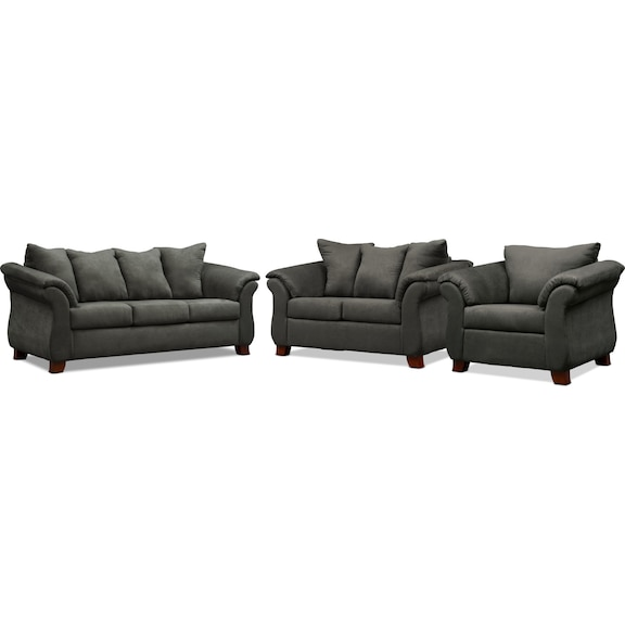Swell The Adrian Collection Value City Furniture And Mattresses Short Links Chair Design For Home Short Linksinfo