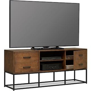 "Carter 64"" TV Stand - Pine"