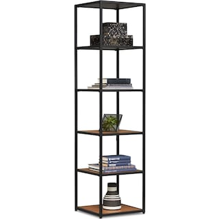 Carter Pier Cabinet - Pine