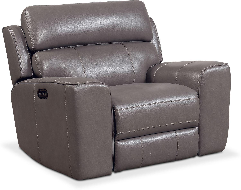 Living Room Furniture - Newport Power Recliner