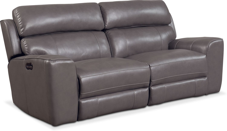 Tremendous Newport 2 Piece Dual Power Reclining Sofa Pdpeps Interior Chair Design Pdpepsorg
