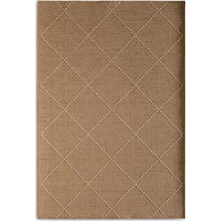Crossways Indoor/Outdoor Rug - Brown