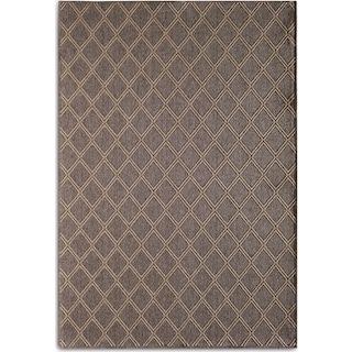 Diamond Indoor/Outdoor Rug - Gray
