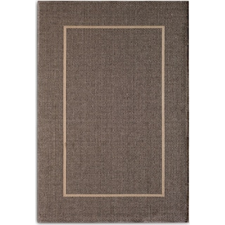 Pebble Indoor/Outdoor Rug - Gray