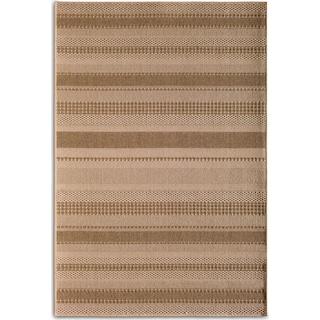 Stripe 7' x 10' Indoor/Outdoor Rug - Natural