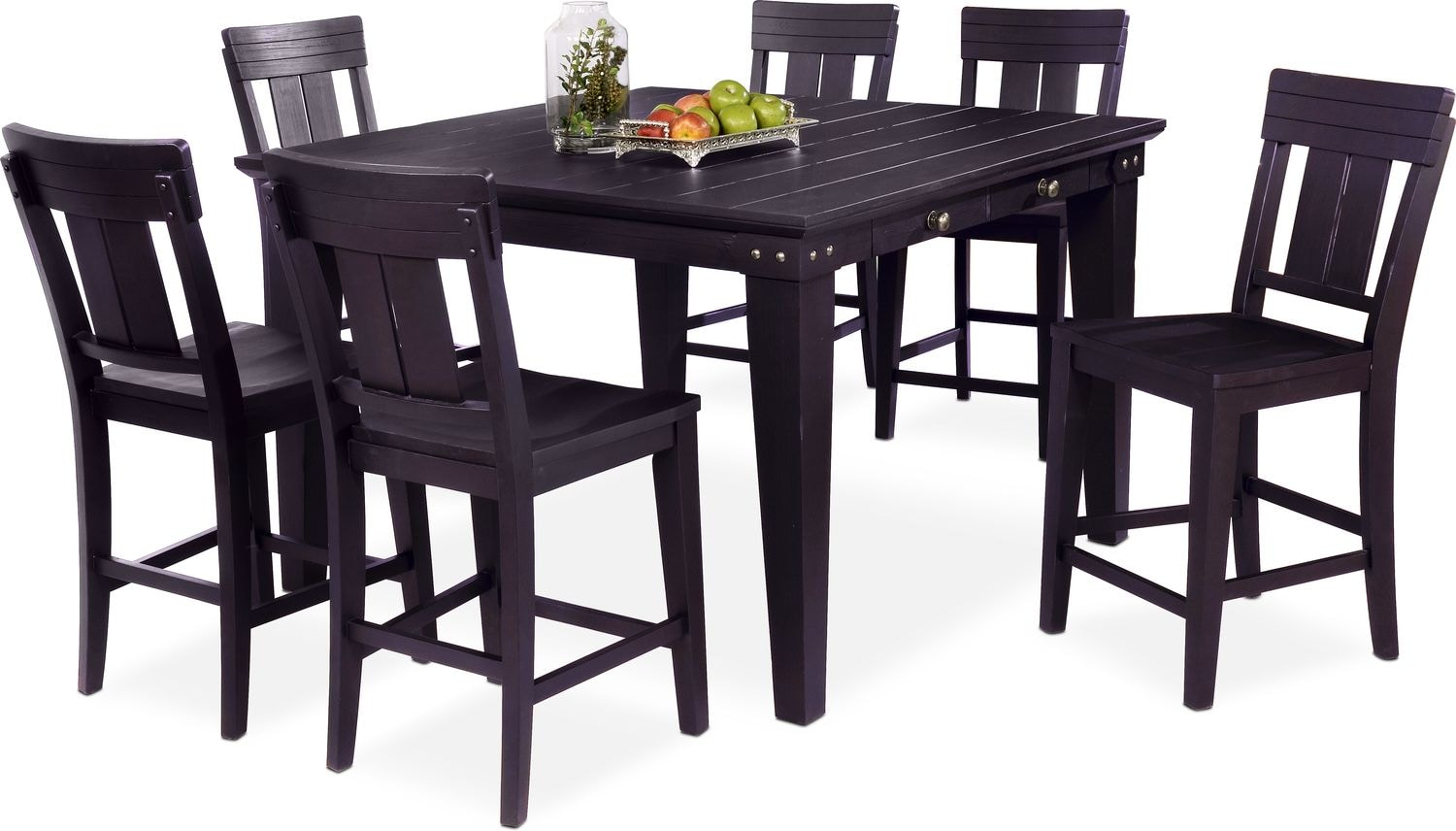 The New Haven Counter-Height Dining Collection