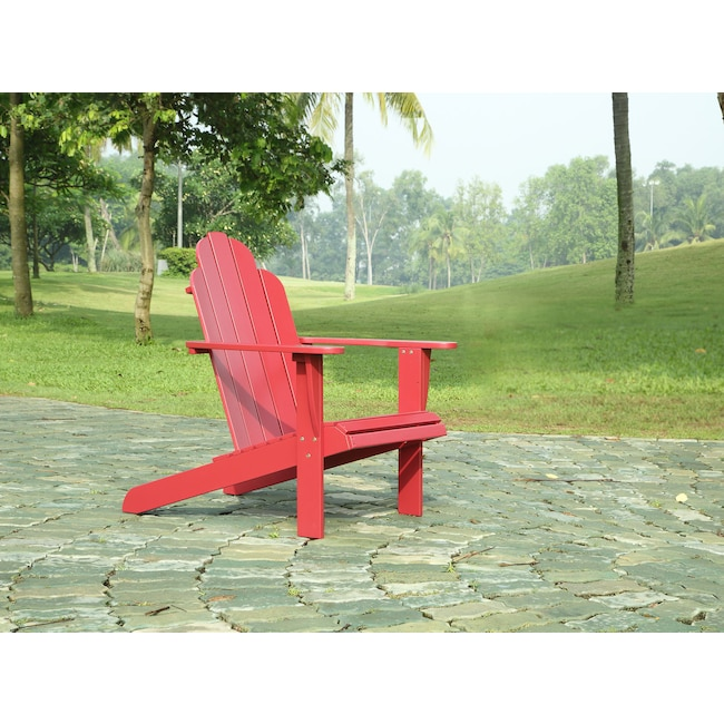 Outdoor Furniture - Hampton Beach Outdoor Adirondack Chair