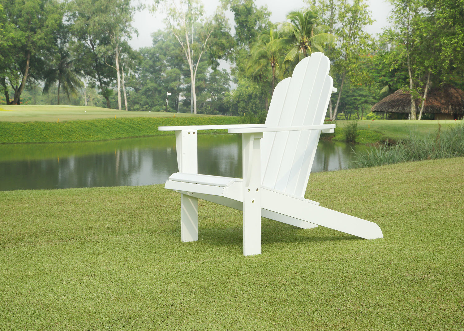 Outdoor Furniture - Hampton Beach Outdoor Adirondack Chair