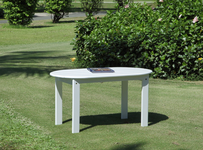 Outdoor Furniture - Hampton Beach Outdoor Coffee Table