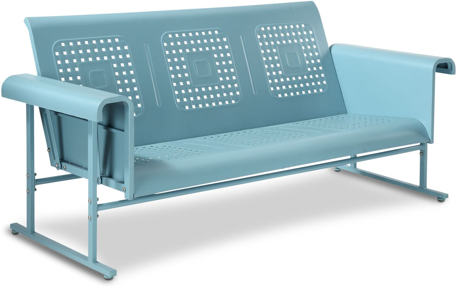 Calhoun Outdoor Glider Sofa
