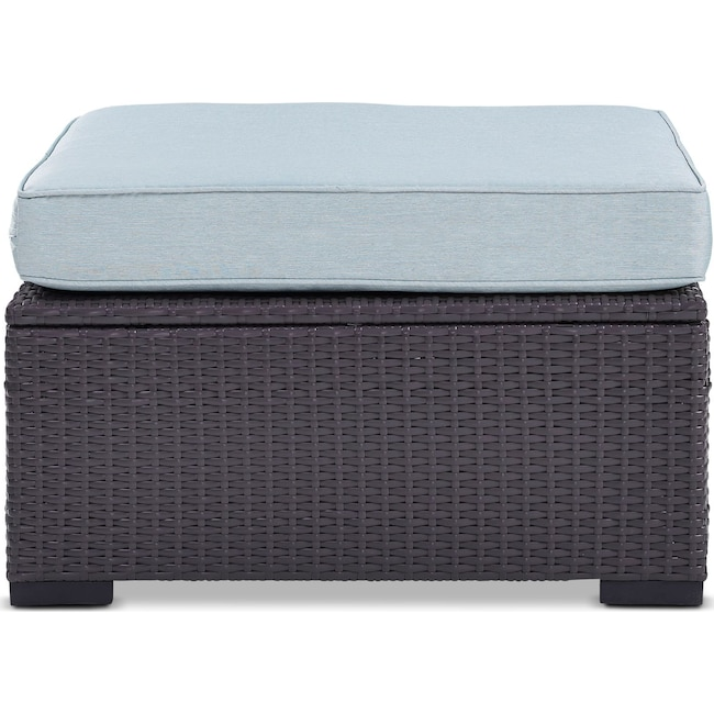 Outdoor Furniture - Isla Outdoor Ottoman
