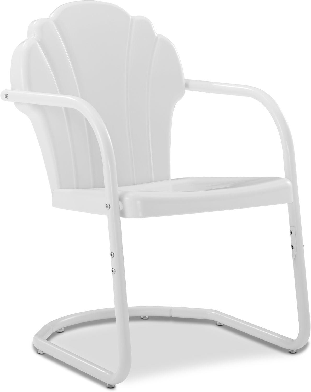 Outdoor Furniture - Petal Retro Outdoor Chair