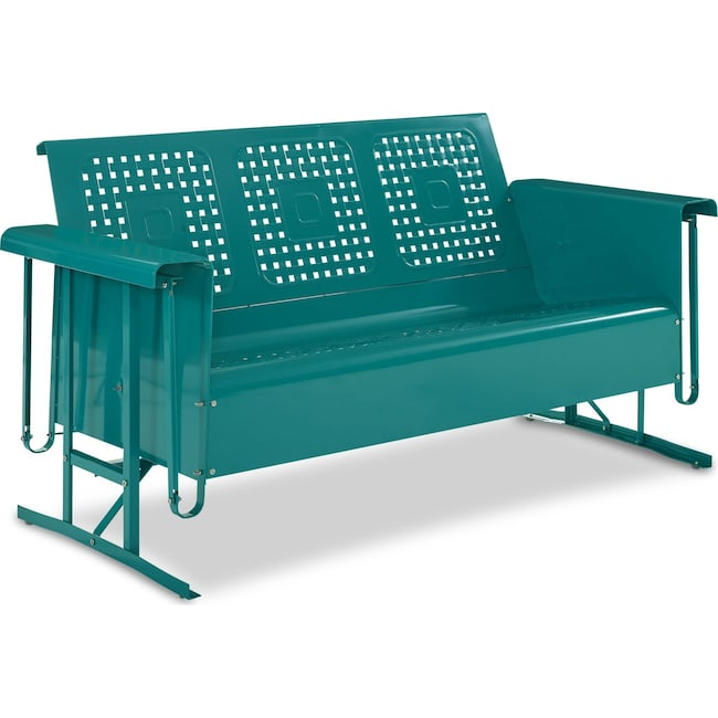 Outdoor Furniture Preston Sofa Glider