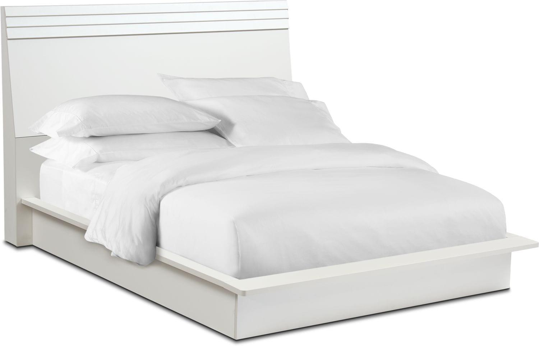 Bedroom Furniture - Allori Panel Bed