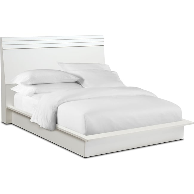 Bedroom Furniture - Allori Panel Bed