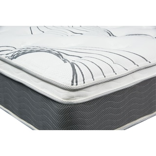Dream Premium Firm Twin XL Mattress and Low-Profle Foundation