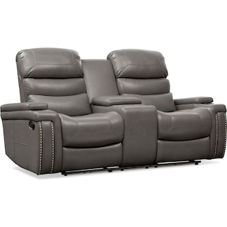 Jackson Manual Reclining Loveseat