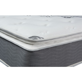 Dream Premium Soft Twin XL Mattress and Low-Profle Foundation
