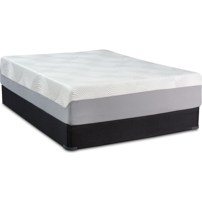 Mattresses and Bedding - Dream Refresh Meduim Firm