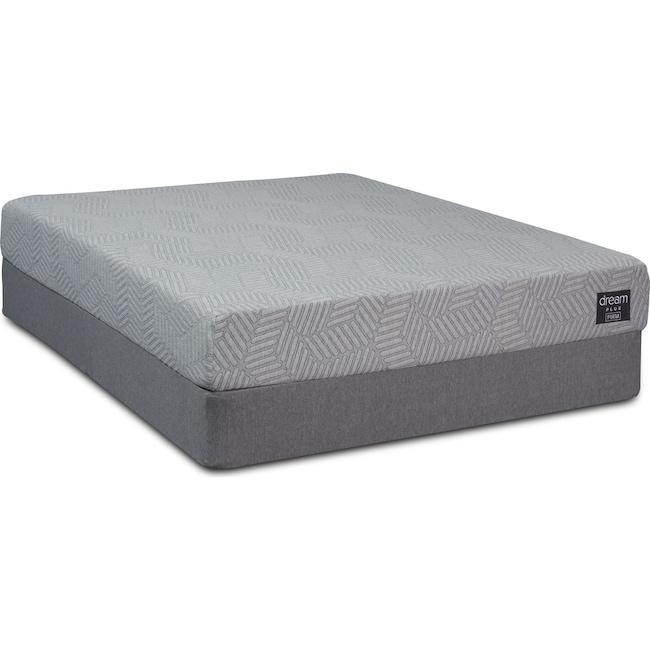 Mattresses and Bedding - Dream–In–A–Box Plus Firm Mattress