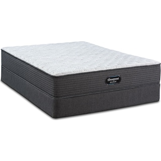 BRS900 Rest Firm California King Mattress and Split Foundation