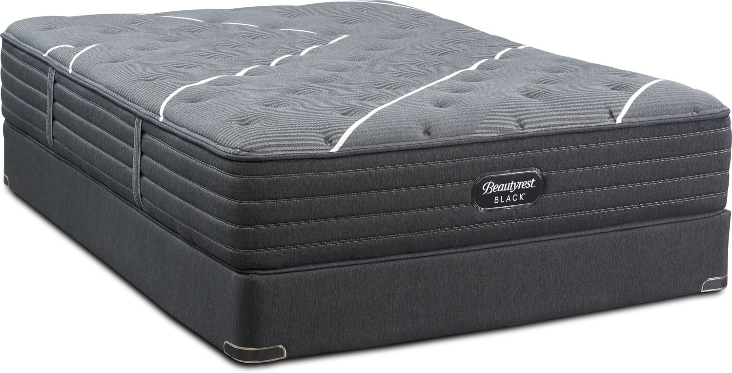 Mattresses and Bedding - BRB C-Class Medium Firm Queen Mattress and Low-Profile Foundation