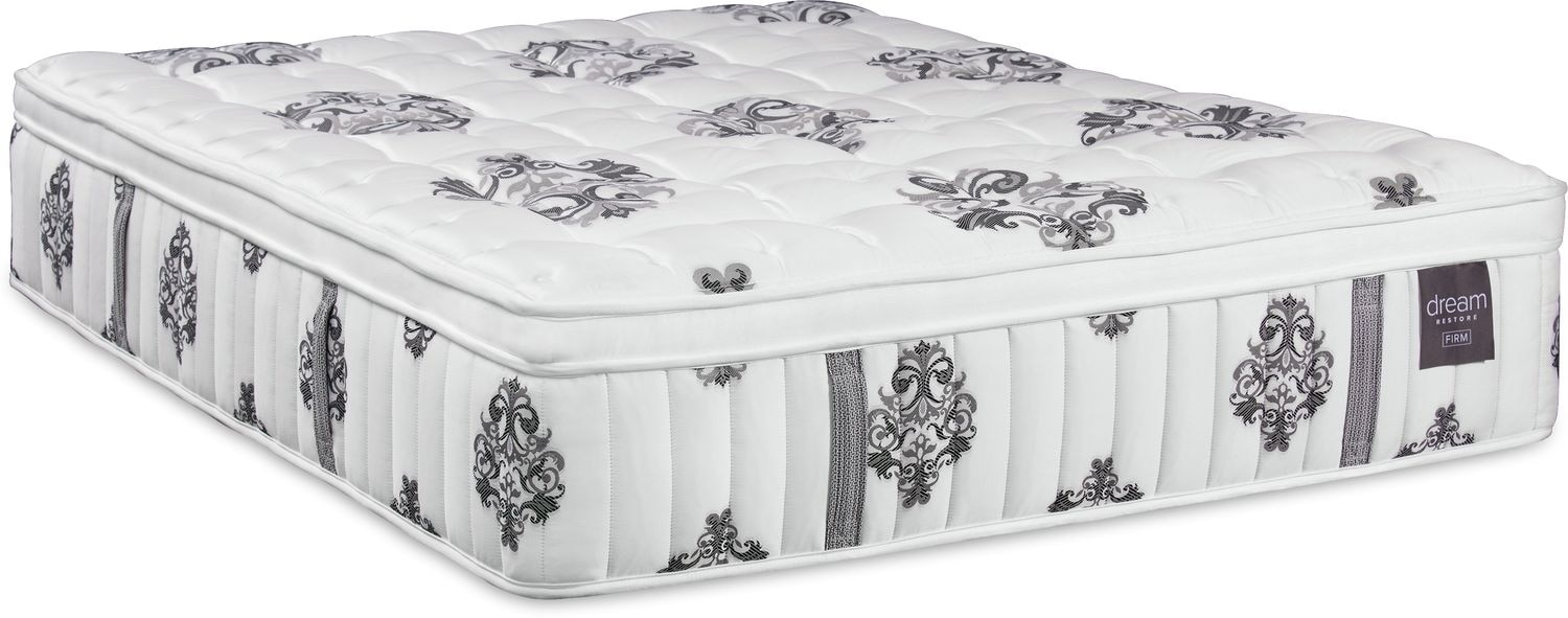 Mattresses and Bedding - Dream Restore Firm Mattress