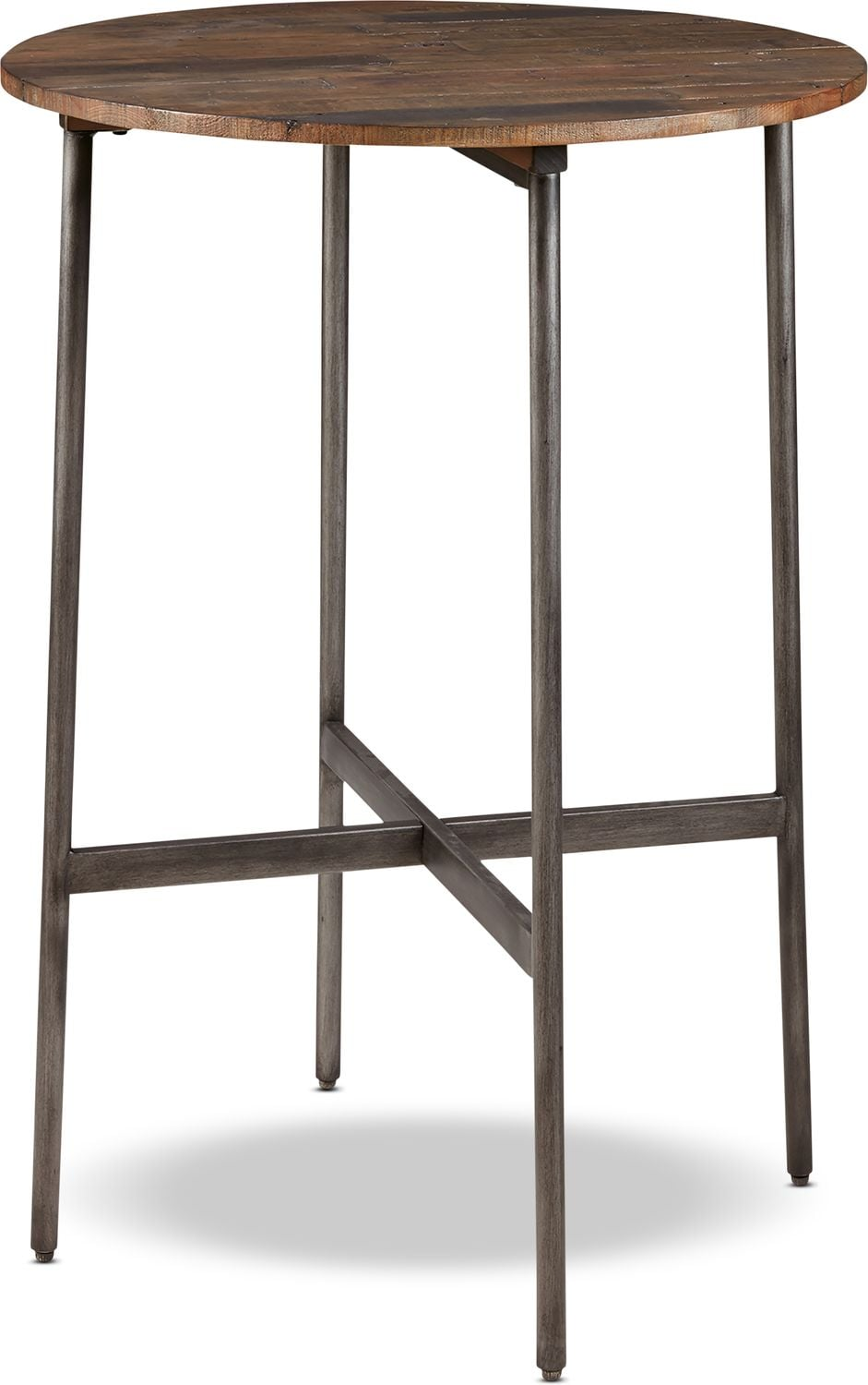 Accent and Occasional Furniture - Atwood Bar Table - Brown