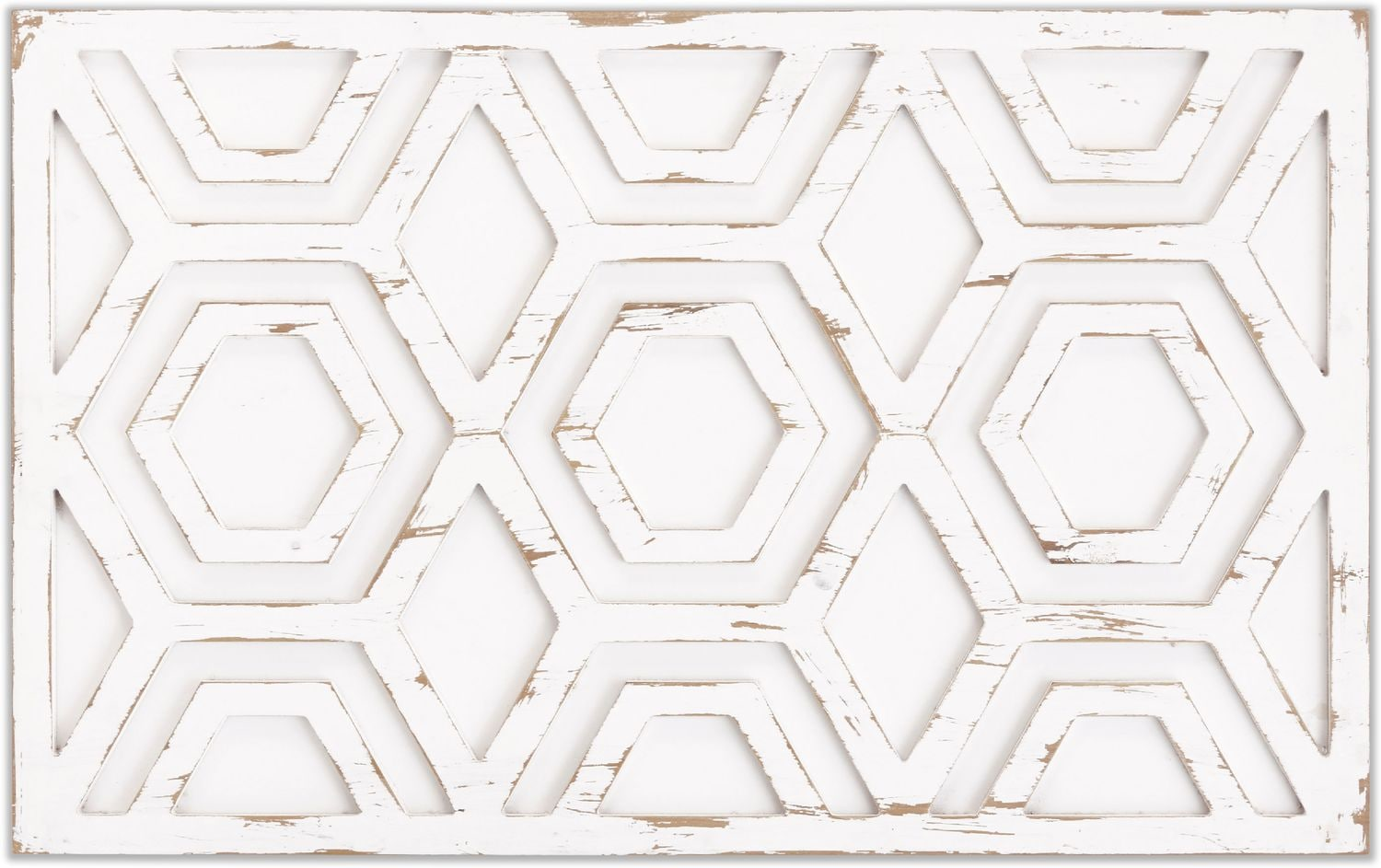 Home Accessories - Ralston Wall Art - White