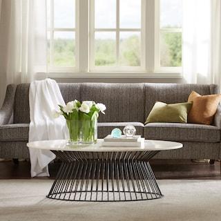 Turner Coffee Table - White