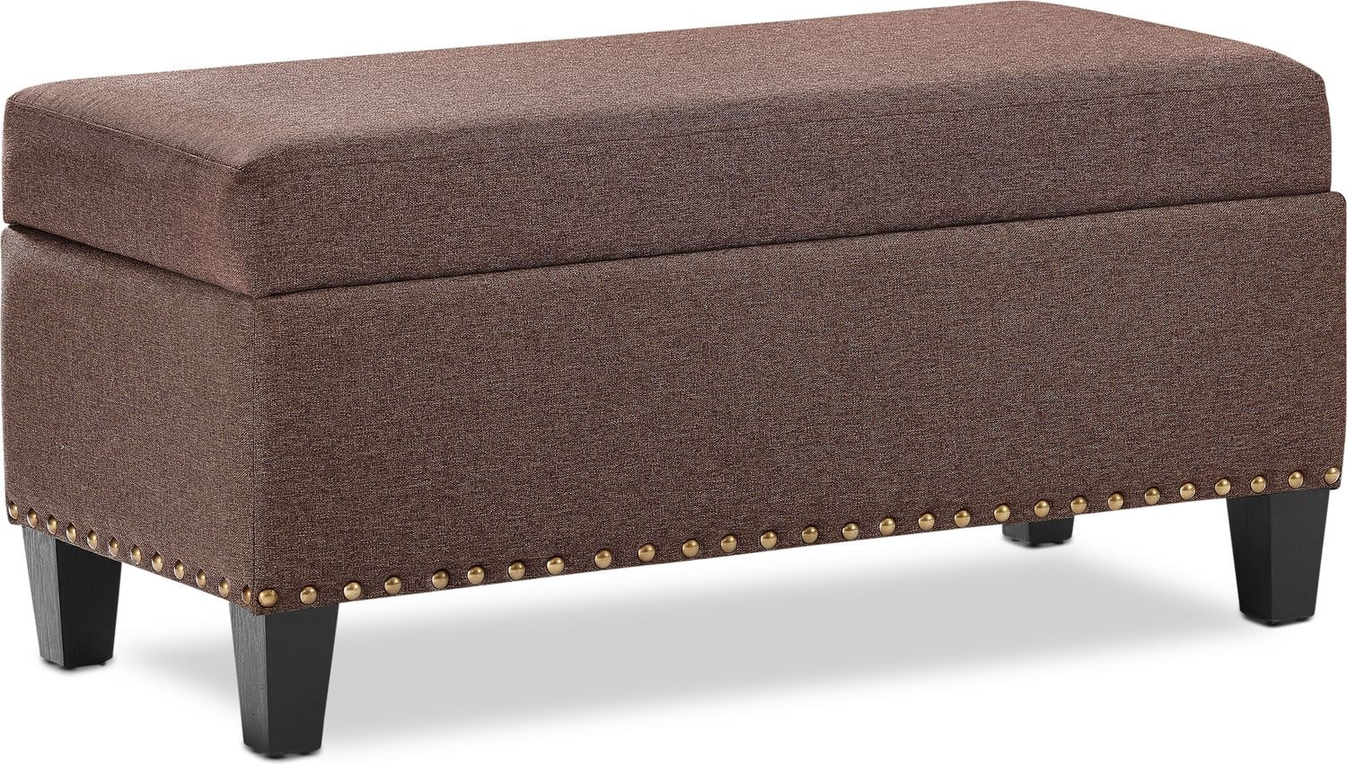 Accent and Occasional Furniture - Bella Storage Bench