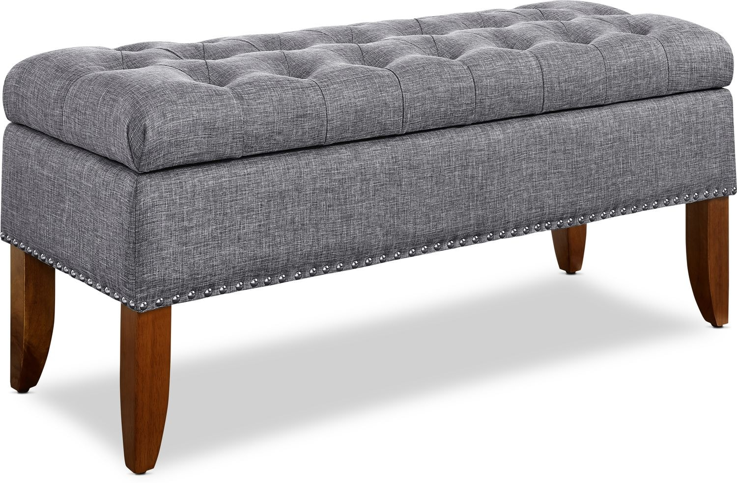 Bedroom Furniture - Harper Storage Bench