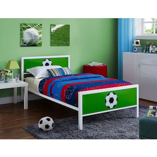 Goalkeeper Twin Bed