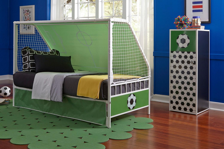 Kids Furniture - Goalkeeper Day Bed