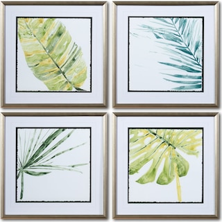 Verdant 4-Piece Wall Art