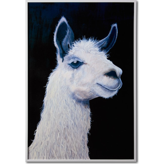 Home Accessories - Llama Wall Art