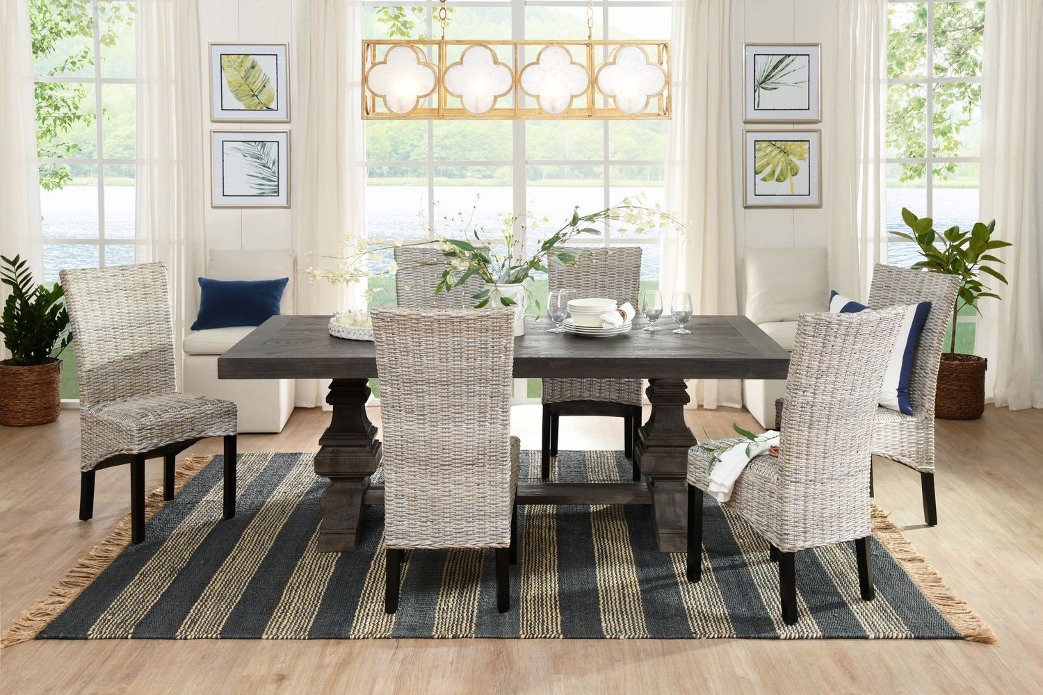 The Lancaster Dining Collection