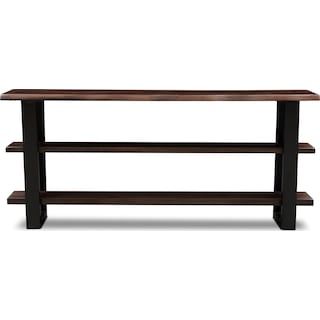 Portland Console Table - Natural