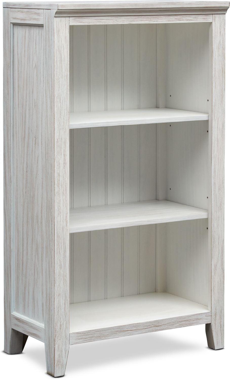 Kids Furniture - Sidney Bookcase - White