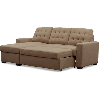 Chatman 2-Piece Sleeper Sectional with Chaise