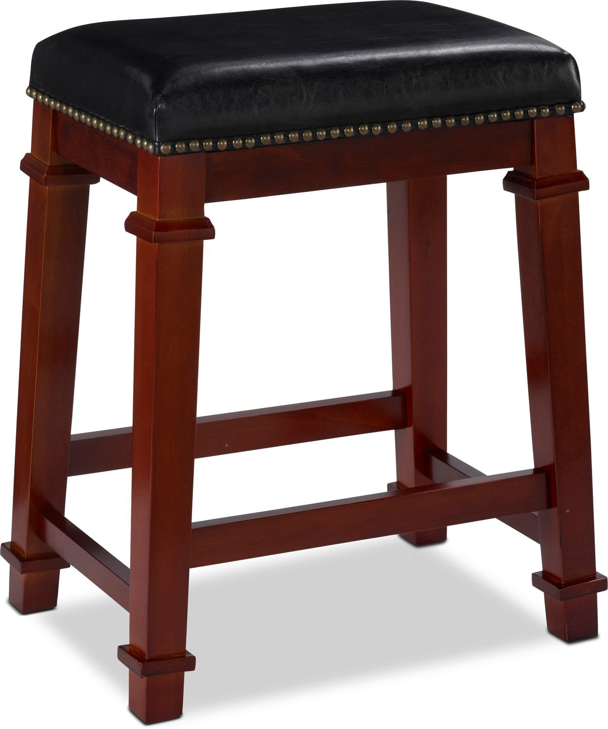 Dining Room Furniture - Caleb Counter-Height Stool