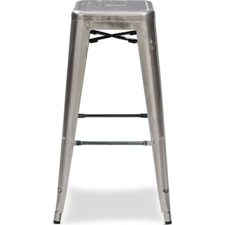 Oliver Set of 2 Bar Stools