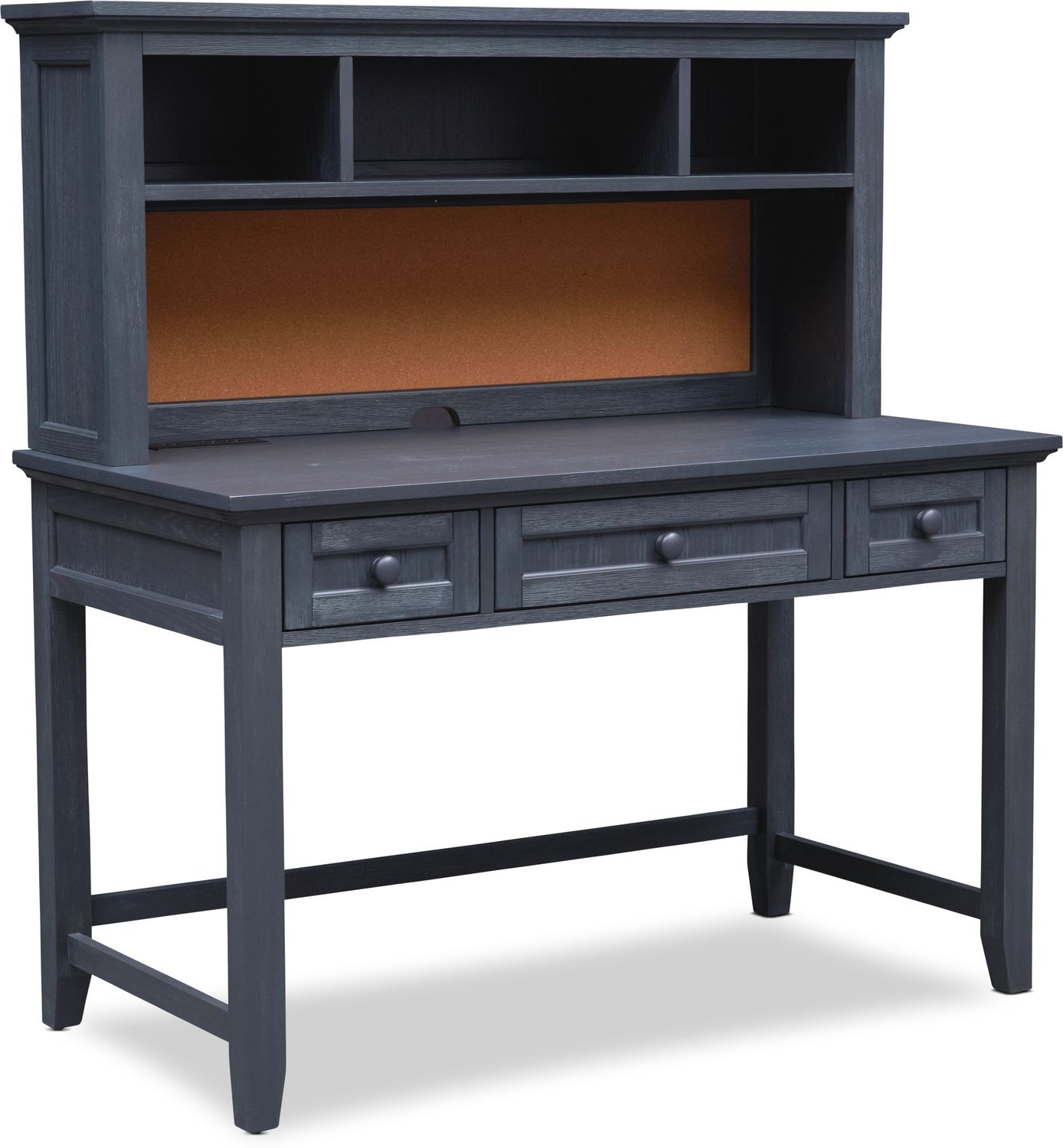 Kids Furniture - Sidney Desk and Hutch