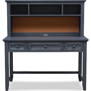 Sidney Desk and Hutch
