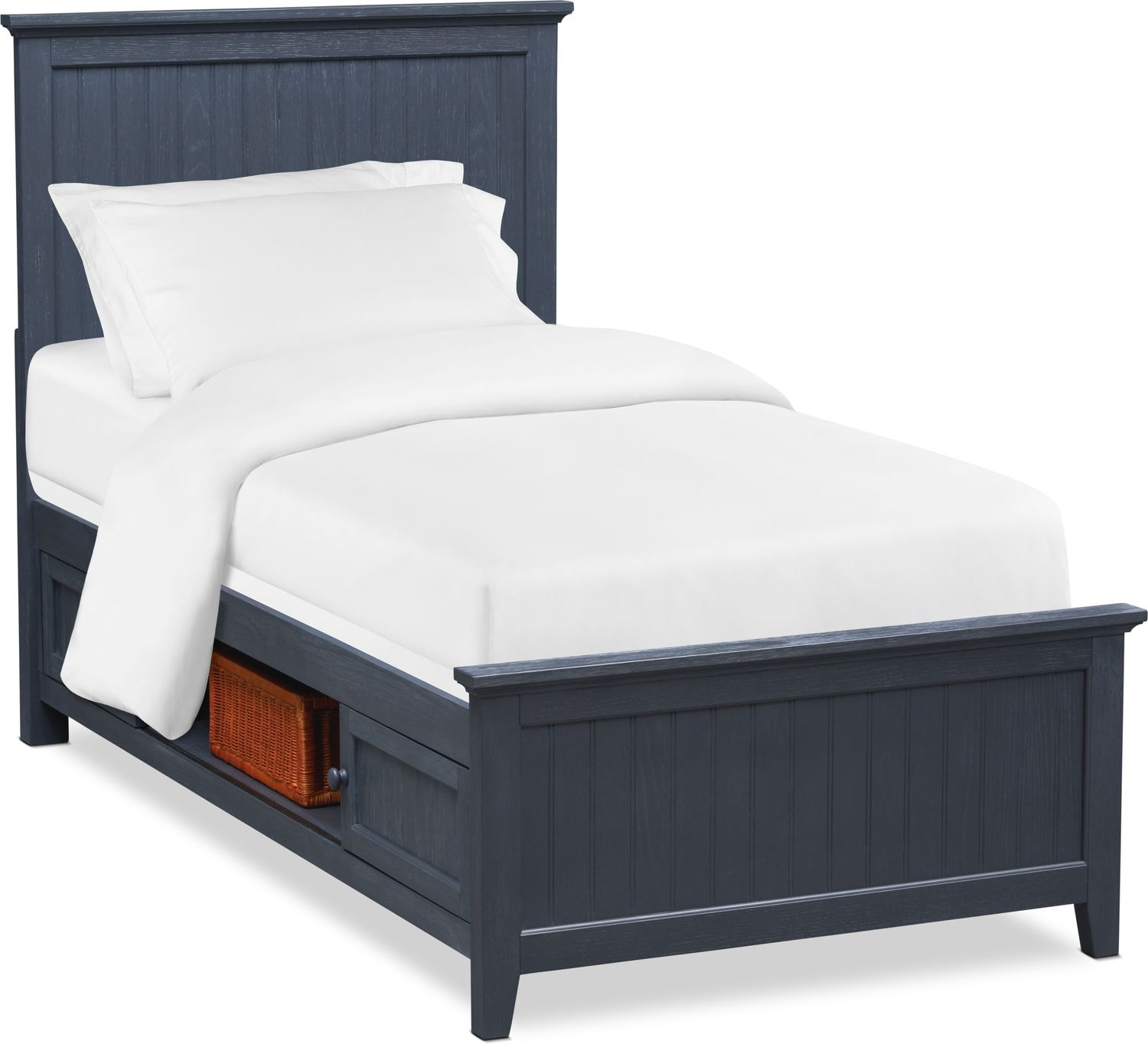 Kids Furniture - Sidney Storage Bed