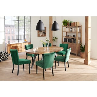 The Avalon Dining Collection
