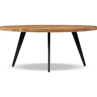 Avalon Oval Dining Table