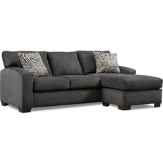 Nala 2-Piece Sectional with Chaise